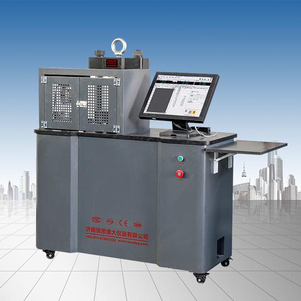 YAW-300C微机控制恒应力水泥抗折抗压试验机