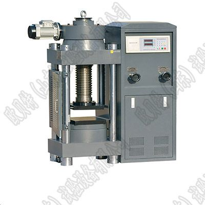 YES-3000KN数显式压力试验机