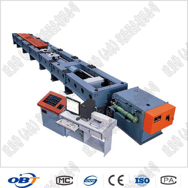 卧式电动金属线材反复弯曲试验机
