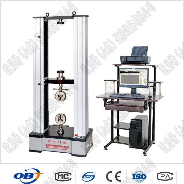 不锈钢焊丝伸长率试验机