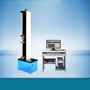 橡胶拉力强度试验机的特点以及使用注意事项