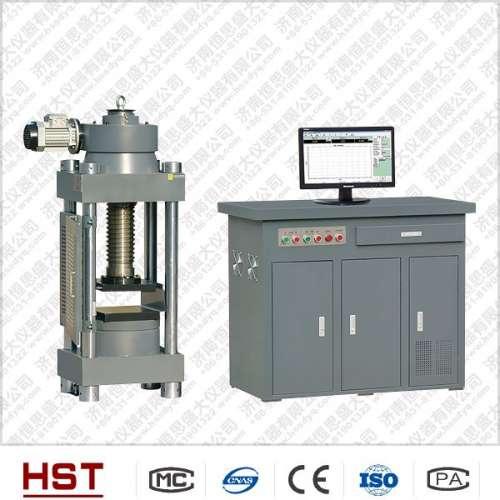 橡胶拉力试验机的用途及工作环境