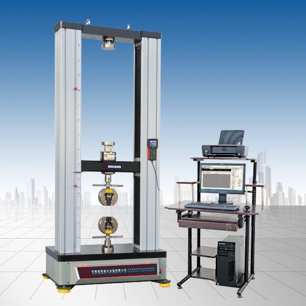 影响拉力试验机使用性能、精度及寿命的重要因素