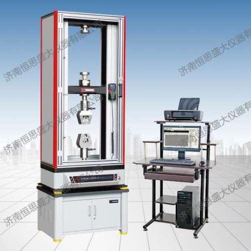 电子万能试验机的结构和特点